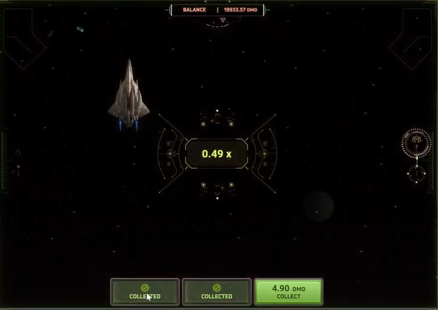 game JetX screenshot
